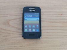 Samsung Galaxy Y GT-S5363 - Metallic Grey (Unlocked) Smartphone
