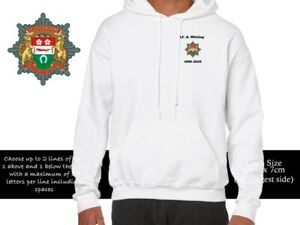 Leicestershire Fire And Rescue Personalised Hoodie