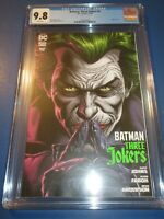 Batman Three Jokers #2 CGC 9.8 NM/M Gorgeous Gem Wow