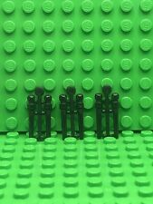 Lego New Black Harry Potter Minifigure Wands On Sprue 3 Sets Of 2 Genuine Lego