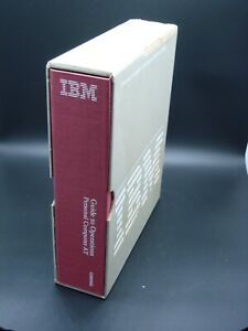IBM Personal Computer AT - Guide to Operations -  6280066  Sealed pages see pics
