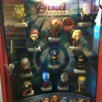 2019 McDONALD'S MARVEL AVENGERS  PICK YOUR HERO HERE