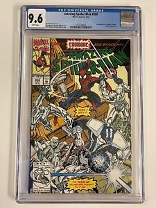 Amazing Spider-Man #360 (1992) — CGC 9.6  [1st Appearance of Carnage in Cameo]