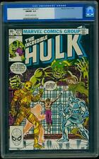 Incredible Hulk 277 CGC 9.8 OW/W Pages Bronze Age Marvel Comic I.G.K.C. L@@K