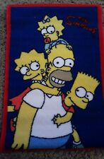 Funrugs 19x29 inch The Simpsons Rug With Homer, Bart,Lisa And Maggie On It 2011