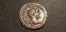 VRF. Roman Silver Denarius of Septimius Severus. Please Read Description. L121w