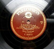 A113/ NINO PICCALUGA-Hier an dem Herzen treu geboren-Carmen-O paradiso-Schellack