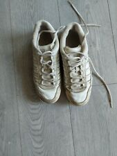 Kswiss ladies tennis shoes size Uk 6 USA 8 sneakers