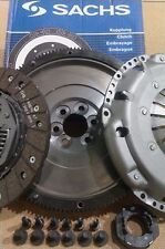 VW GOLF MKIV 4 1.9 TDI AGR, AHF,ALH,ASV, AXR DUAL TO SMF FLYWHEEL + SACHS CLUTCH