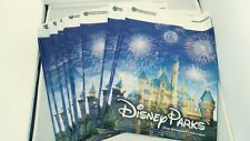 """Disney Parks 9"""" x 12"""" Small Plastic Shopping Gift Bags-LOT of 15-New Never Used"""
