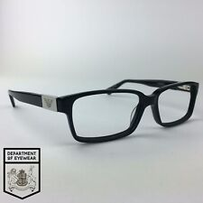 EMPORIO ARMANI eyeglasses BLACK RECTANGLE glasses frame MOD: EA 9594