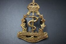 WW2 Royal Canadian Army Medical Corps RCAMC Canada