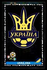 Panini Euro 2012 Event Kick Off - Badge (Ukraine) No. 6