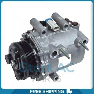 A/C Compressor for Buick Rendezvous QU