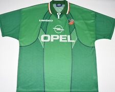 1994-1995 IRELAND UMBRO HOME FOOTBALL SHIRT (SIZE XXL)