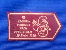 ZW PTTK Chelm 1988 - XI Rajd pierwszy krok