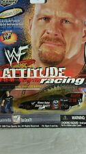 WWF ATTITUDE RACING STONE COLD STEVE AUSTIN DIE CAST CAR(031)