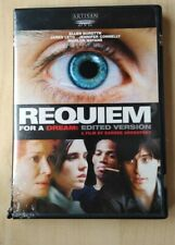 Requiem for a Dream,Dvd 2001 R-Rated Ellen Burstyn Jared Leto