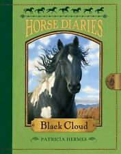 Horse Diaries: Black Cloud No. 8 by Patricia Hermes (2012, Paperback)