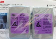 3M 7093 CN filters one pair UK stock fast dispatch for 6000 and 7500series