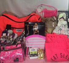 NWT Victoria's Secret ~pink~ Wholesale Lot Of 28 Piece Mixed Accessories