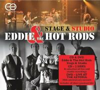 Eddie and The Hot Rods - Stage and Studio [CD]