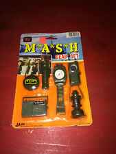 Vintage M.A.S.H. 4077th Gear Set NIP - 1981 Ja-Ru RARE!!!!