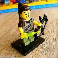 LEGO 71007 Minifigures DINO TRACKER #10 Series 12 SEALED Minifigs Crossbow