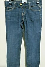 Current/Elliot Empire The Skinny Women's Blue Jeans Size 24