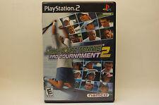 Smash Court Tennis Pro Tournament 2 (Sony PlayStation 2, 2004)