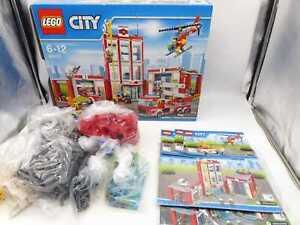 LEGO CITY 60110 Fire Station (6068)