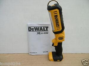 BRAND NEW DEWALT DCL050 XR 18V LED AREA WORKLIGHT TYPE 2 MODEL 300 TO 1000 LUMEN