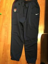 NIKE TEAM USA SOCCER TRAINING PANTS SIZE LARGE TOTAL 90