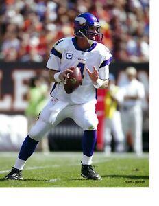 8x10 photo football Brett Favre, Minnesota Vikings