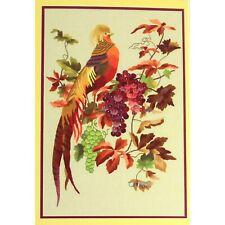 New listing Elsa Williams Enchanted Autumn Crewel Kit Elisabeth Trostli Heritage Collection