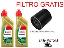 TAGLIANDO OLIO MOTORE + FILTRO OLIO YAMAHA XG TRICKER 250 05/07