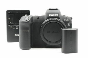 Canon EOS R Mirrorless Digital Camera 30.3MP Full-Frame CMOS Sensor #739
