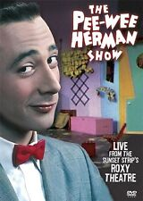 NEW The Pee-Wee Herman Show - Live at the Roxy Theater (DVD)