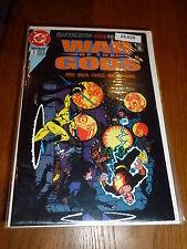 WAR Of The GODS - Vol 1 - No 3  - Date 11/1991 - DC Comics