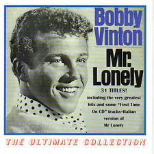 BOBBY VINTON - Mr. Lonely - The Ultimate Collection CD