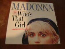 """MADONNA """"WHO'S THAT GIRL"""" ITALY'87"""