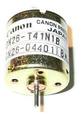 Canon Precision Iron Core Motor - Canon DN26 - HO Train 2mm Shaft DC Motor