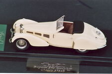 BUGATTI  57  S  CABRIOLET  GANGLOFF  VROOM  KIT 1/43  UNPAINTED  NO  LUXCAR