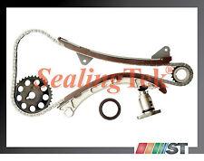 Fit 2000-08 Toyota 1.8L 1ZZFE Engine Timing Chain Gear Kit VVT-i DOHC 16V motor