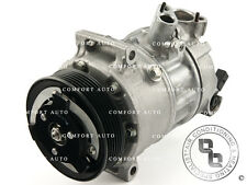 Remanufactured A/C Compressor With Clutch Fits: 06-09 Audi A3,A3/A4 Quattro, A4
