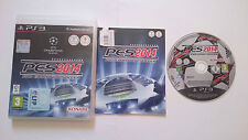 PES 2014 PRO EVOLUTION SOCCER SONY PAL PLAYSTATION 3 PS3 ESPAÑA.BUEN ESTADO