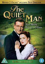 The Quiet Man (1952) | NEW & SEALED DVD (John Wayne, Maureen O'Hara, Irish Film)