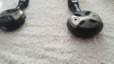 Speedplay Ultra Light Action Cromoly Pedals (Black), with cleats