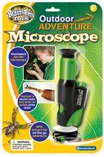 Brainstorm Jouets Extérieur aventure Microscope