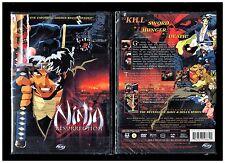 Ninja Resurrection - Revenge of Jubei / Hell's Spawn (Brand New Anime DVD, 2008)